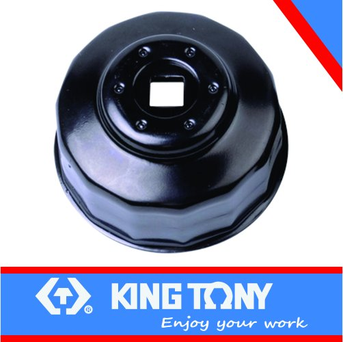 OIL FILTER CUP WRENCH 86MM 18 FLUTE | King Tony Tools South Africa